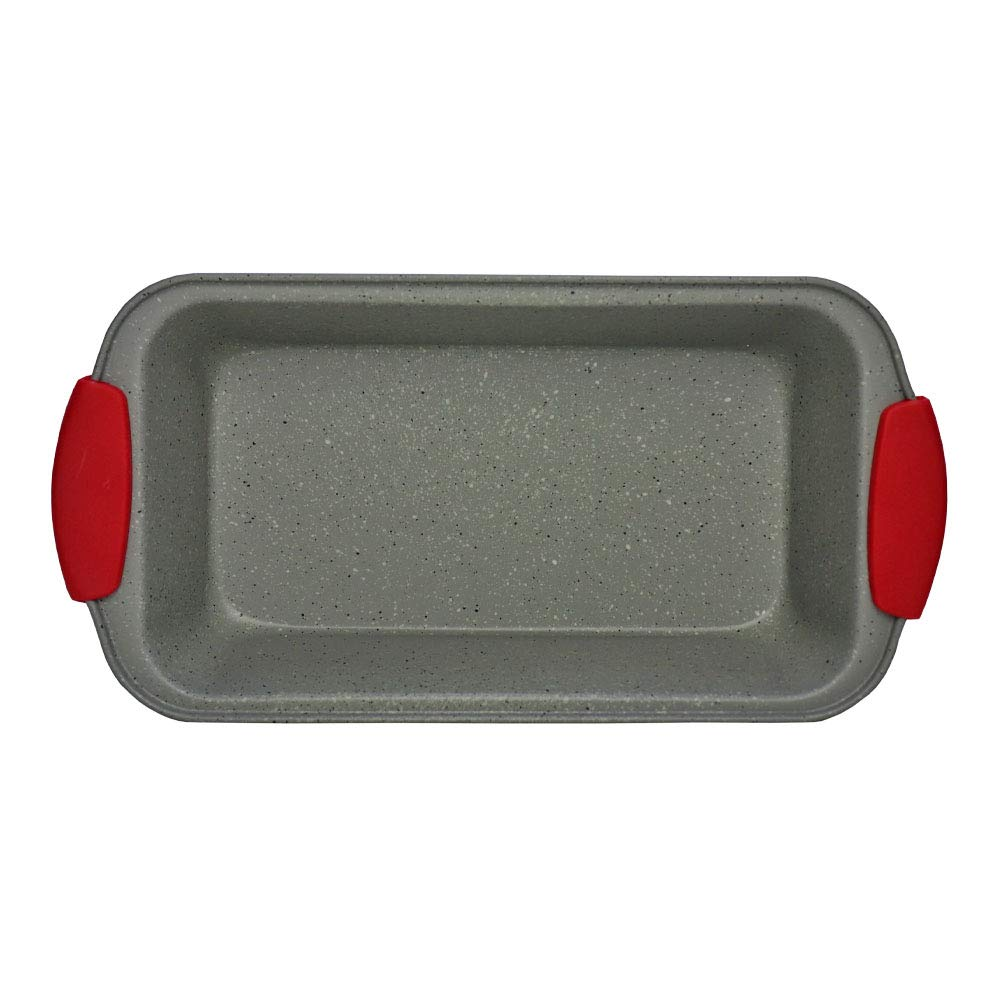 Grey Marble Non Stick Loaf Tin Baking High Quality Professional Bakeware