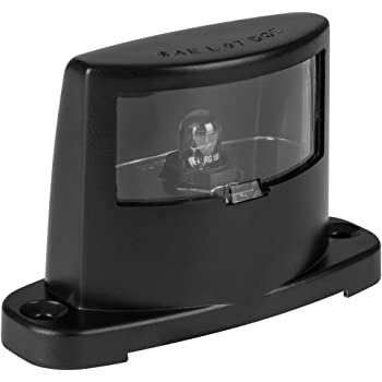 Kaper II L10-0005-B LED License Plate Light