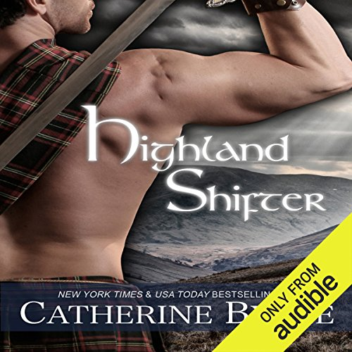 Highland Shifter audiobook cover art