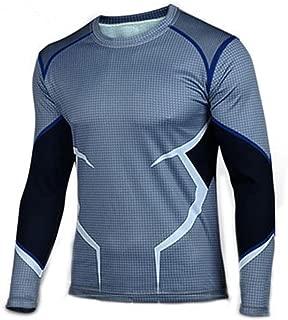 Men's Green Lantern Quicksilver Long Sleeve T-Shirt