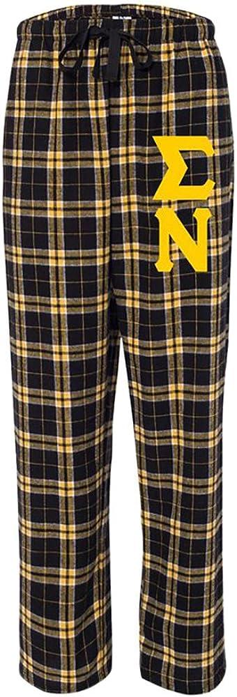 Sigma Nu Pajamas Flannel Pant