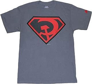 Superman Red Son Symbol T-Shirt