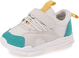 IINFINE Running Shoes for Kids Waterproof Outdoor Hiking Athletic Sneakers