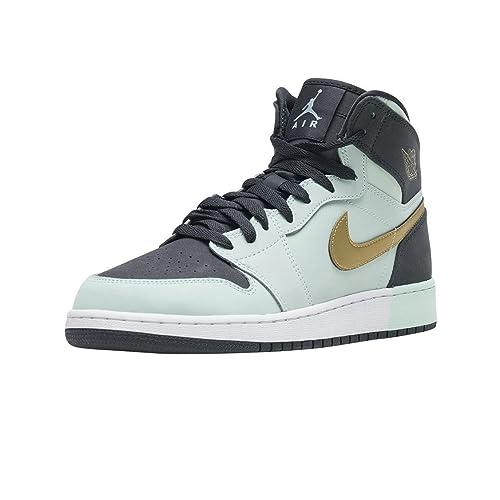 d4c71d093233 NIKE Air Jordan 1 Retro High GG Mens Fashion-Sneakers 332148