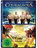 Courageous / Facing The Giants [Alemania] [DVD]