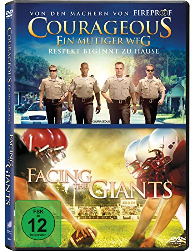 Courageous / Facing The Giants [Alemania] [DVD]