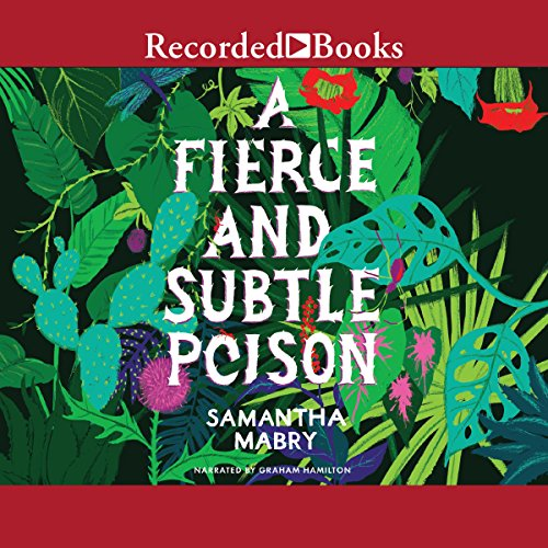 A Fierce and Subtle Poison audiobook cover art