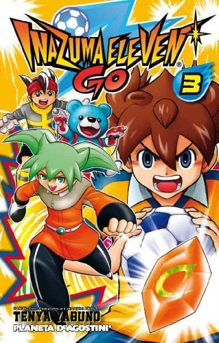 Inazuma Eleven Go nº 03/07 (Manga Kodomo)
