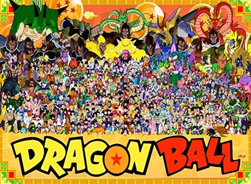 Wsjdmm Dragon Ball Puzzles