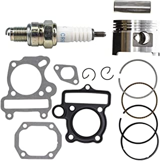 NICHE Standard Bore Piston Gasket Ring and Spark Plug Kit For 2007-2014 Polaris Outlaw Sportsman 0453430 0455389