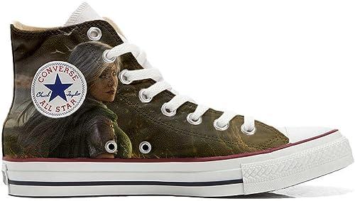 Converse All Star personalisierte Schuhe (Handwerk Produkt) Future Girl Girl Girl C  niedrigstes gesamtes Netzwerk