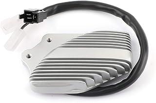 Artudatech Motorrad Regler, Gleichrichter, 5 Draht Spannungsregler Gleichrichter passend für Yamaha XV500 Virago 1998, XV535 Virago 535 1997 2003