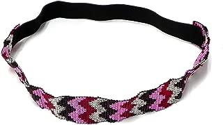 chevron woven headband