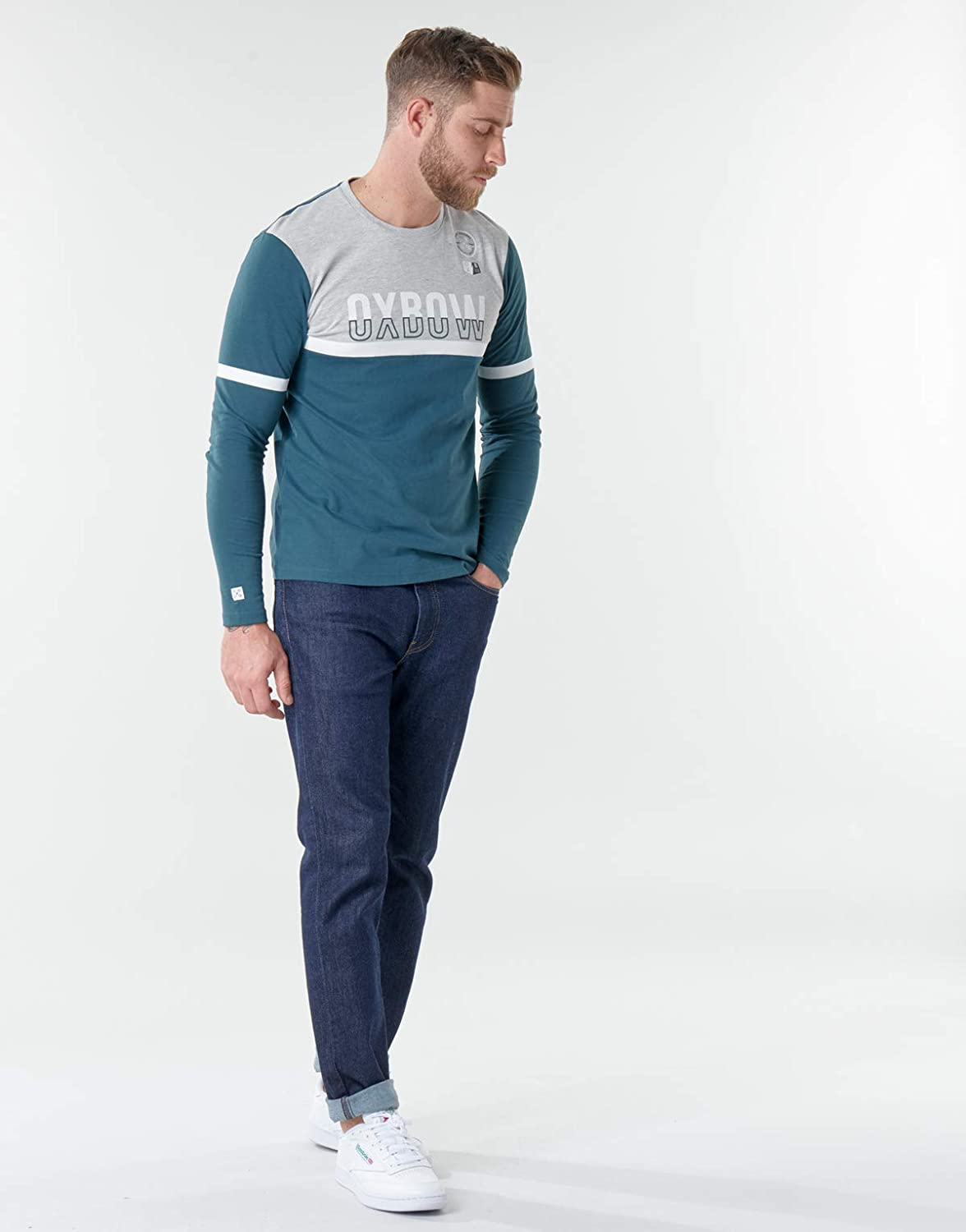 Oxbow M2taris Tee Shirt Manches Longues Homme