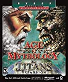 Age of Mythology - The Titans Expansion: Sybex Official Strategies & Secrets by Doug Radcliffe (2003-09-22) - 22/09/2003