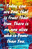 Today you are you, that is truer than true. There is no one alive who is youer than you. Happy 17th Birthday!: Happy 17th Birthday Card Quote Journal ... Gift (6 x 9 - 110 Blank Lined Pages)