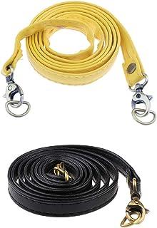 Baoblaze 2 Pieces Handbag Strap Replacement Handle Holder for Crossbody Bag Shoulder Bag Purse 120cm