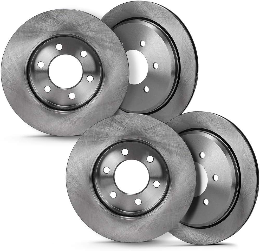 Brake Rotors Popular product cciyu Premium New Free Shipping Performance fi Rotor Rear Front
