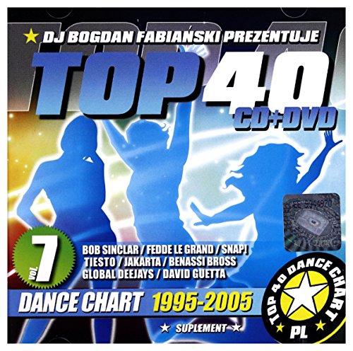 Top 40 Dance Chart 1995-2005 [CD]+[DVD]