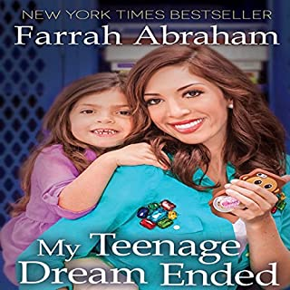 My Teenage Dream Ended audiobook cover art