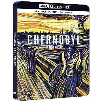 Chernobyl [4K Ultra HD + Blu-Ray-Édition boîtier SteelBook]