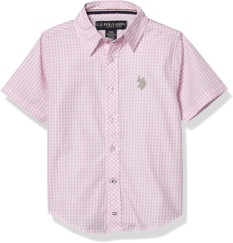 U.S. Polo Assn. Boys' Button Up