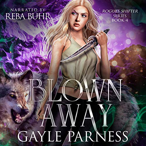 Blown Away Audiobook By Gayle Parness cover art