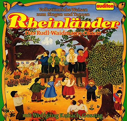 Das Rudl-Waidmann Oktett Rheinländer