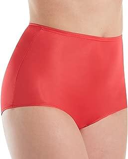 Hidden Elastic Nylon Classic Brief Panty (17032)
