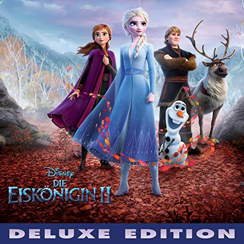 Die Eiskönigin 2 (Deutscher Original Film-Soundtrack/Deluxe Edition)