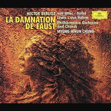 Berlioz - La damnation de Faust / von Otter · Terfel · K. Lewis · von Halem · PO · Chung