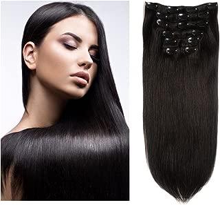 cheap human hair extensions clip in