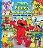 Sesame Street Elmo's Favorite Places (123 Sesame Street)
