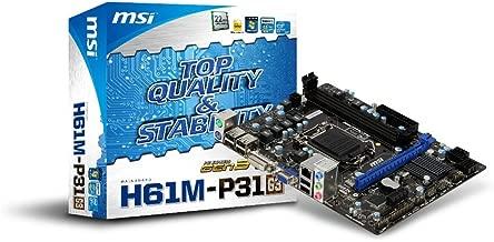 msi h61 motherboard