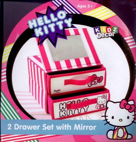 Boite Tiroirs Hello Kitty