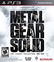 Metal Gear Solid: The Legacy Collection PS3