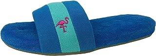 ISOTONER Cabanas Women's Memory Foam Resort Indoor/Outdoor Slippers