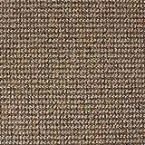 247Floors Marbella Hardwearing Loop Pile Carpet Felt Back Stain Resistant (Cognac, 2m x 4m / 6ft 6' x 13ft 1')
