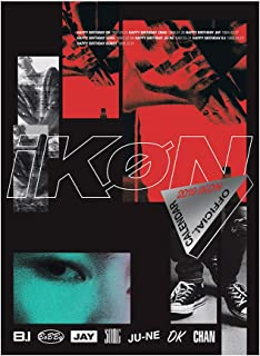 【YG公式】 iKON 2019 OFFICIAL CALENDAR アイコン カレンダー 予約 アイドルグッズ ジナン ソン バビ B.I DK ジュネ チャヌ