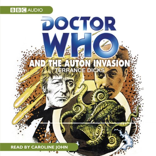 Doctor Who and the Auton Invasion cover art