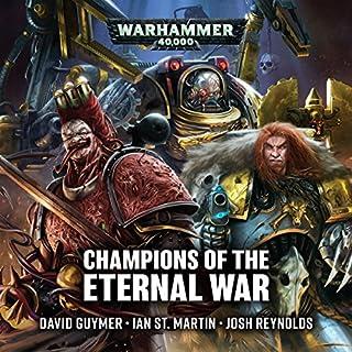 Champions of the Eternal War cover art