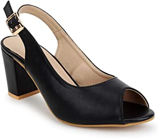 SCENTRA BOSSLADY9 Black Heel