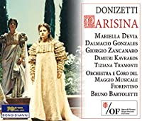 Donizetti: Parisina by G. Donizetti