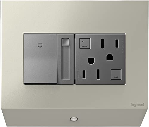 discount Control Box with Paddle Dimmer outlet sale popular and 15A GFCI sale