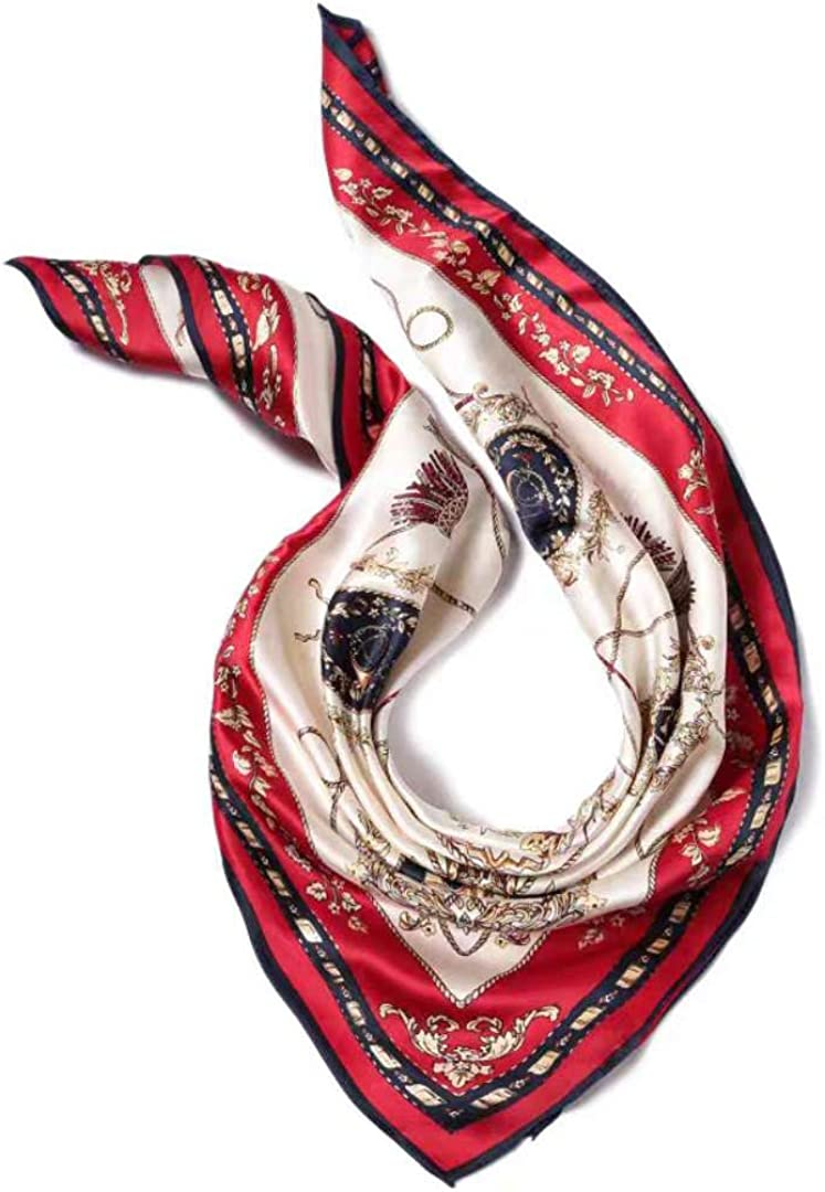 100% Pure Mulberry Silk Scarf 35