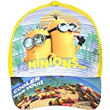 Gorra de los Minions Cooler Than You tamao 54 Edition 2016 amarillo 54