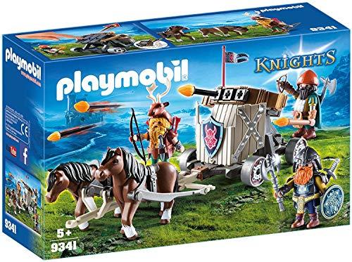 Playmobil Knights 9341 - Squadra d'Assalto con Balestra, dai 4 anni