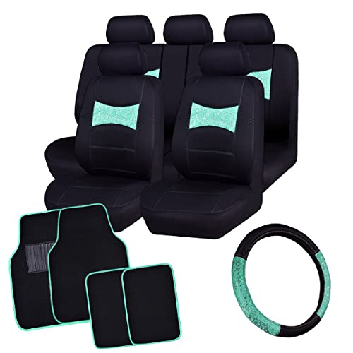 Car Cover Seats With Floor Mat Sets Amazon Com