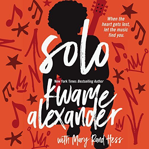 Solo audiobook cover art
