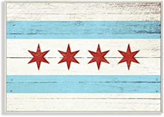 Best chicago flag wall art Reviews